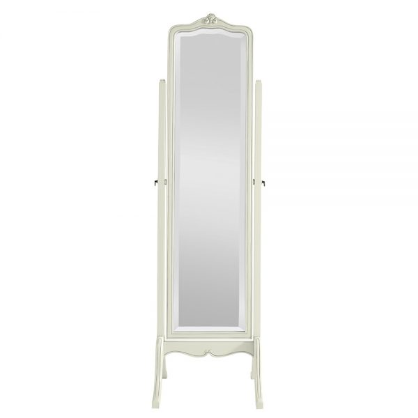 Classic Cheval Mirror - Cloud