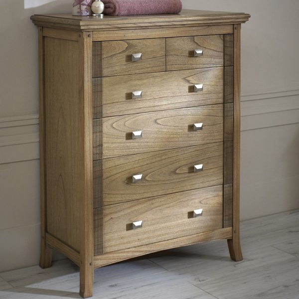 Haven 2 over 4 Chest of Drawers