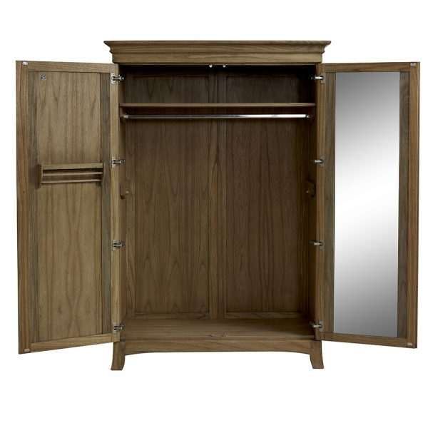 Haven 2 Door Large Wardrobe