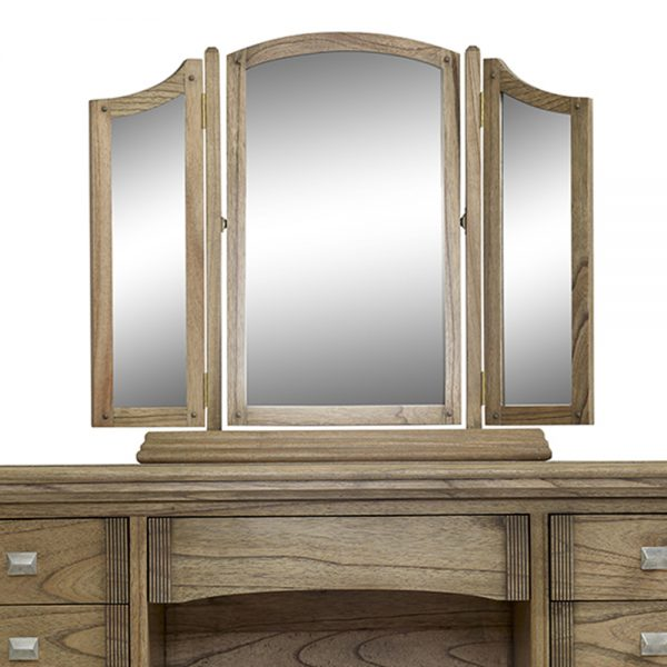 Haven Dressing Table Triple Mirror
