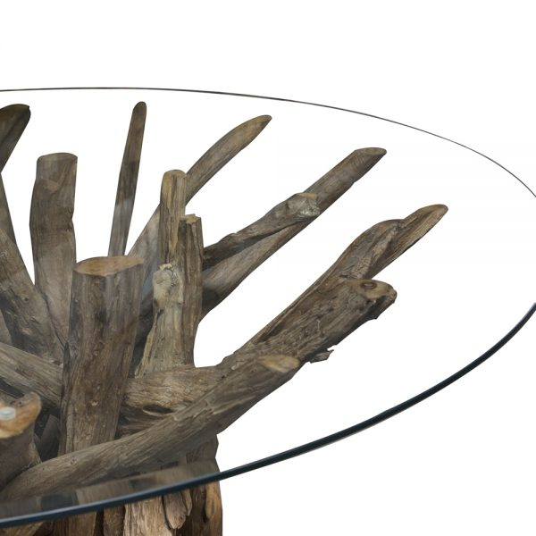 Branchwood Round Dining Table
