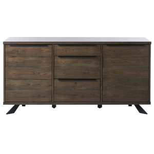 Maple Wide Sideboard