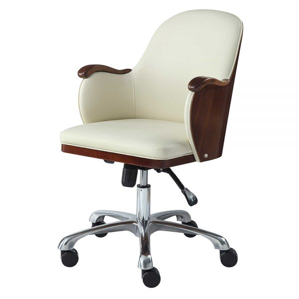 Executive Office Chair - Walnut