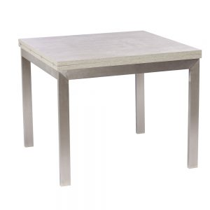 Petra 90cm-180cm Flip-Top Dining Table