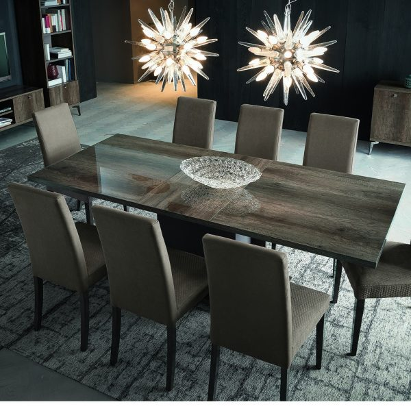 Vega Extending Dining Table 160-206cm x 90cm