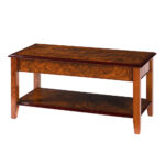 Walnut Collection Lounge Coffee Table