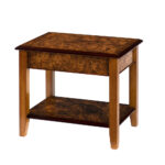 Walnut Collection Coffee Table