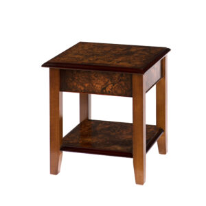 Walnut Collection Lamp Table