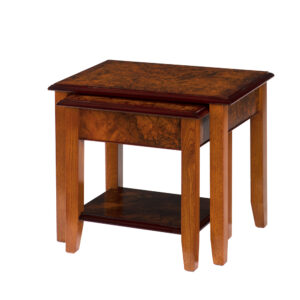 Walnut Collection Nest of Tables