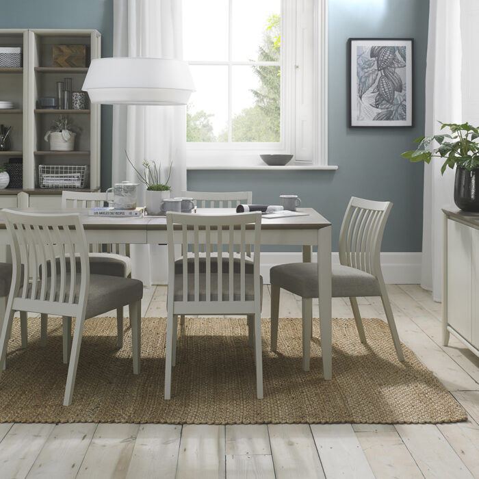 bergen dining table and chairs