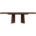 Eva Dining Table with Two Extensions